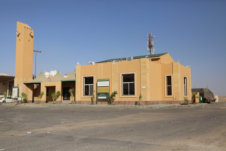 جامع محطة اللحيدان