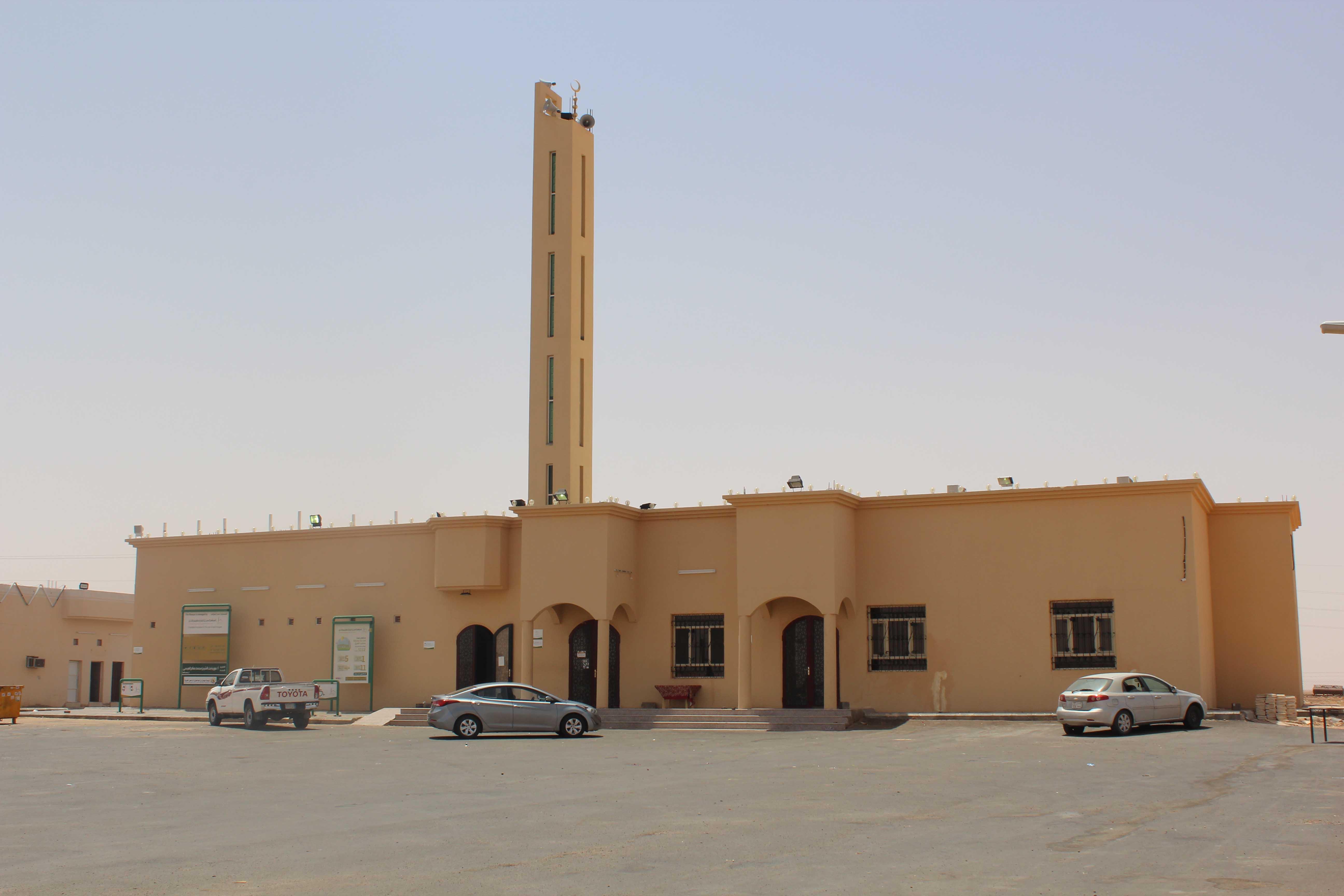 مسجد محطة الشدادية